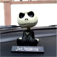 Cover Dashboard Mobil Jack Skellington