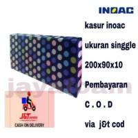 Kasur busa inoac d23 tebal 10cm 200x90x10 dan tebel 5cm ukuran 90 180