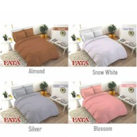 FATA Bed Cover Jacquard Emboss 3D King size 180x200 Queen size 160x200