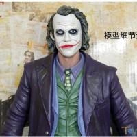 promo 50 cm grande NECA Joker Heath Ledger 1/4 Scala batman dark