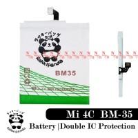 Baterai Xiaomi Mi4C BM35 Double Power IC Protection