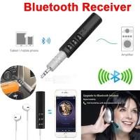 AN Receiver Wireless Bluetooth 4.1 dengan Kabel Aux 3.5mm untuk