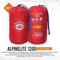 Sleeping Bag Makalu Alpine Lite 1200