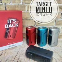 Vaporesso Target Mini Mod 2 II Vape Authentic Red