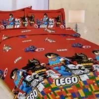 SPREI BONITA 120X200CM LEGO