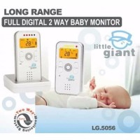 Little Giant LG 5056 2 Way Baby Monitor