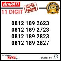 Nomor Cantik Simpati 11 digit Telkomsel 4G