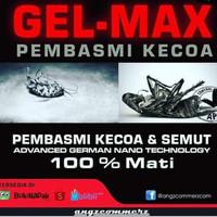 ANGZCOMMERZ Gelmax 30Gr Pembasmi Serangga Kecoa dan Semut Non Toxic - 30 gr