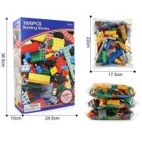 3D54 Lego Blocks / Balok / Bricks Classic 1000 pcs