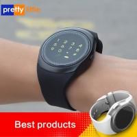 Smartwatch Smart Watch Pria Android dengan Layar Sentuh P20 SIM Kartu