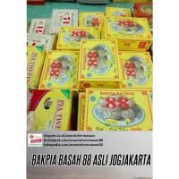 Bakpia Pathok Basah 88 rasa Kacang Ijo - asli Jogjakarta (isi 20 pcs)