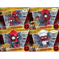 HOT TOYS COSBABY DEADPOOL 2 SET OF 4