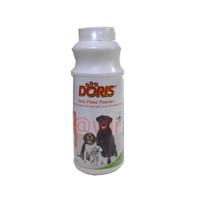 Bedak Doris Obat Anti Kutu Anjing