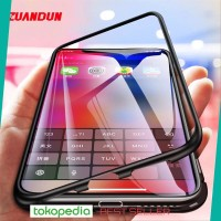 Best Casing Hard 360 Magnetic Samsung S7 Edge S8 S8 Plus S9 S9
