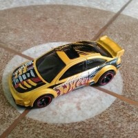 hotwheels new loose dr giftpack Ford Focus