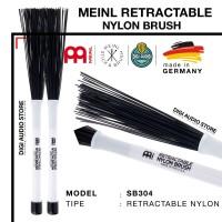 Stick Drum Meinl SB304 Retractable Nylon Brush Drumstick - Stik Brush