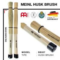 Stick Drum Percussion Meinl SB307 Husk Brush Stik Cajon Kahon Perkusi