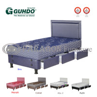 Spring bed Laci 100x200 cm New Prima HB Prospine full set - Guhdo