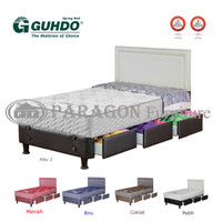 Spring bed Laci 120x200 cm New Prima HB Prospine full set - Guhdo