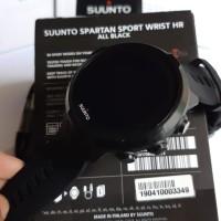 Smartwatch SUUNTO Spartan Sport Wrist HR ALL Black (ORIGINAL)