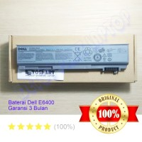 Baterai Battery Laptop Dell Latitude Original E6400 E6410 E6500 E6510
