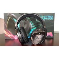 ASUS ROG STRIX F500 RGB AURA SYNC - GAMING HEADSET - GARANSI RESMI