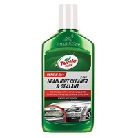 Turtle Wax Renew Rx Headlight cleaner and Sealant