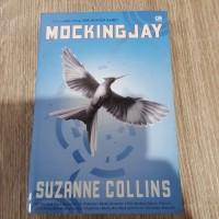 Novel remaja terjemahan MOCKINGJAY karya Suzanne Collins