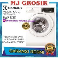 MESIN CUCI FRONT LOADING ELECTROLUX EWF 8005 8KG EWF8005 8 KG 1 TABUNG
