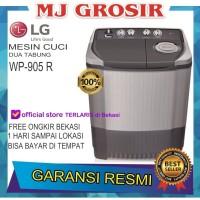 MESIN CUCI LG P 905 R 9KG 2 TABUNG 905R LOW WATT BEKASI FREE ONGKIR