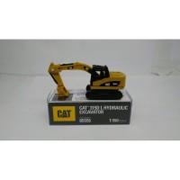BL-921 Diecast Miniatur Alat Berat Excavator Cat 315D L