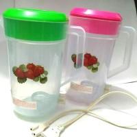 Teko Listrik Plastik 2,1 Liter