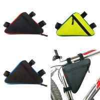 Oxford Durable Pouch Waterproof Mountain Bike Bicycle Front Tube Frame