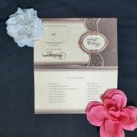 Undangan Pernikahan Blanko