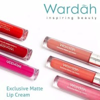 Wardah Exclusive Matte Lip Cream 05 Speachless 4 g