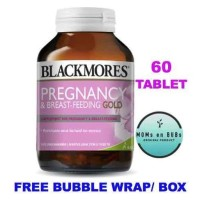 Blackmores Pregnancy & Breastfeeding Gold Isi 60 Kapsul