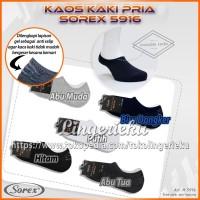 Grosir Ecer Kaos Kaki Bawah Mata Kaki Invisible Socks Pria Sorex 5916