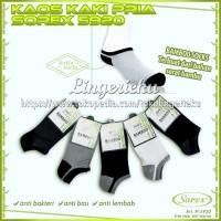 Grosir Ecer Kaos Kaki Pria Bahan Serat Bambu Bamboo Socks Sorex 5920