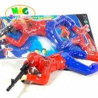 Spiderman Tentara Merayap Mainan Anak Laki-Laki