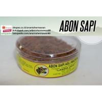 Abon Sapi asli Madiun - Jawa Timur