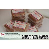 Sambel Pecel MIRASA asli Madiun - Jawa Timur