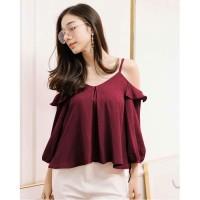 sabrina / baju sabrina / baju wanita / blouse / baju / atasan / hem