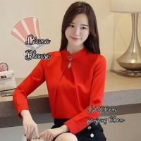 blouse / hem / atasan / baju wanita / kemeja / blouse wanita / baju