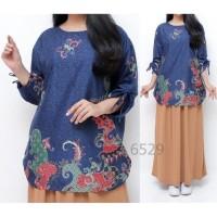 baju jumbo / jumbo / batik / blouse / blouse wanita / hem / tunik