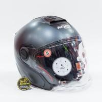 Helm Nolan N40.5 Special Ncom - Black Graphite
