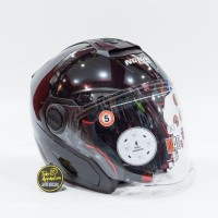 Helm Nolan N40.5 Special Ncom - Metal Black