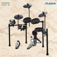 Alesis Nitro Mesh Kit (Drum Electric Set, Module, USB, MIDI, 8 Piece)