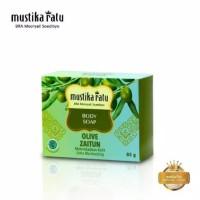 Mustika Ratu Body Soap Olive Zaitun 85gr