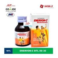 ENERVON -C isi 30 tablet ENERVON C Enervon-C Multivitamin