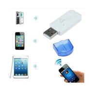 USB Bluetooth Receiver Untuk Music Tanpa Kabel Murah